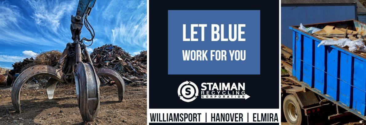 Staiman Recycling Corporation | Pennsylvania | Maryland | New York